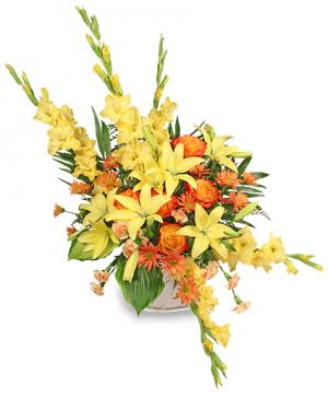 Flowers For The Funeral Or To Express Sympathy In A
