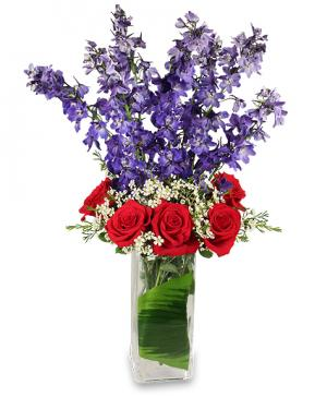 AMERICAN SPIRIT Arrangement in Mobile, AL | ZIMLICH THE FLORIST