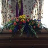 sunnys casket piece