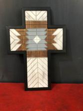 "16"" tall cross"
