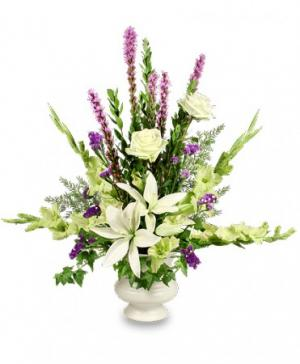 SINCERE SENTIMENTS Arrangement in Lisle, NY | Country Side Blossoms