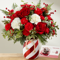 17-C6 Holiday Wishes™ Bouquet by Better Homes &