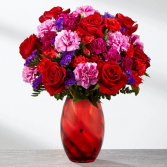 The FTD® Sweethearts® Bouquet 17-V2-V2