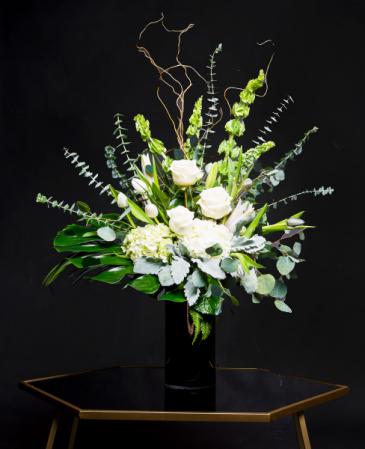 Touch of Class Vase Arrangement
