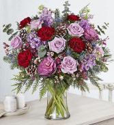 174659L Wild Winter Bouquet