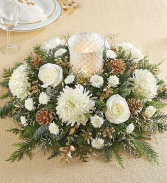 174664L HOLIDAY MAGIC CENTERPIECE