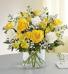 176259   Yellow & White Delight Bouquet