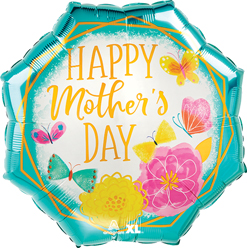 18 in Mother's Day Balloon