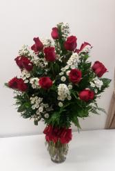 Be Mine 18 roses