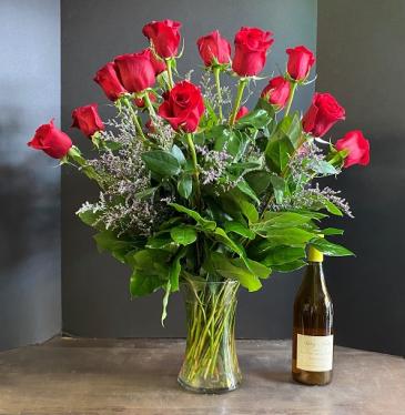18 Red Roses ROSE