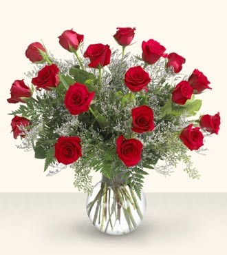 18 Ways To Say I Love You Rose Arrangement In Atchison Ks Always