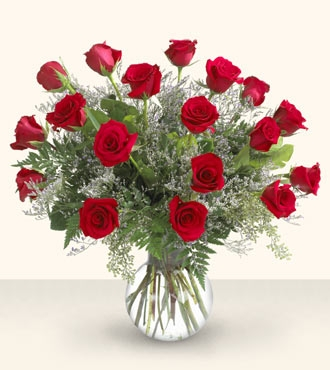 18 Ways To Say I Love You Rose Arrangement In Atchison Ks Always Blooming