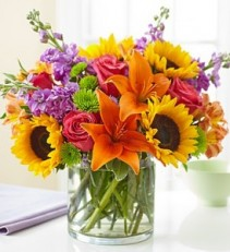 1800 Flowers Floral Embrace Fall Arrangement