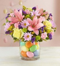 1800Flowers Egg-Stavaganza Easter Flowers