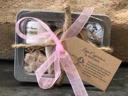 1818 Farms Spa Bath/Shower  Gift Set