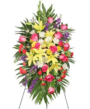 FONDEST FAREWELL Funeral Flowers
