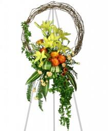 GARDEN PATHWAY Funeral Flowers