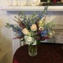 Precious Vase Arrangement
