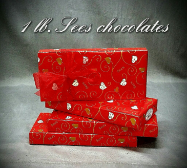 1LB SEE'S CHOCOLATES CANDY