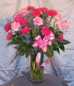 Dianthus Carnations In House Special,  Local Only