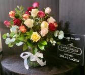 2 DOZEN Mixed Roses Roses