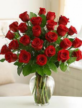 2 DOZEN OF ROSES ELEGANT AND MIXTURE FLOWERS