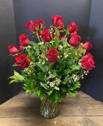 2 Dozen Red Roses - VAL - 2/MOM-2 Roses