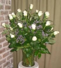 2 Dozen Novelty Color Roses - MOM - 2/VAL - 2 Roses