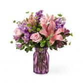 20-S2D Full of Joy Bouquet Vase Arrangement