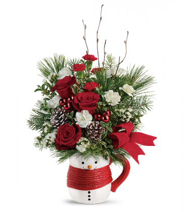 2019 Send a Hug Festive Friend Bouquet T19X505A