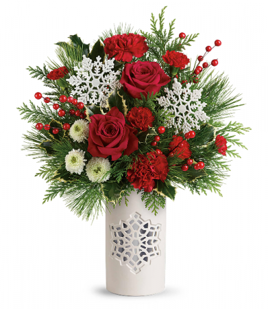 2019 Teleflora S Flurry Of Elegance Bouquet T19x300a In Hesperia Ca Acacia S Country Florist
