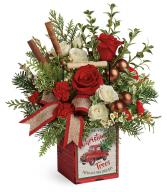 2019 Teleflora's Quaint Christmas Bouquet T19X605A