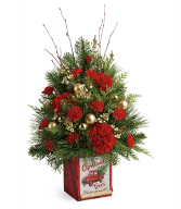 2019 Teleflora's Vintage Greetings Tree T19X610A