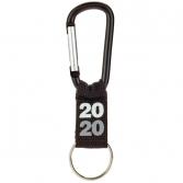 2020 Commemorative Carabiner Keychain
