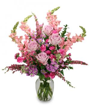 YOU'RE STILL THE ONE! Arrangement in Burlington, NC | STAINBACK FLORIST & GIFTS