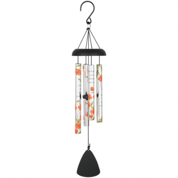 """21"""" """"Together"""" Wind Chime Gift"""