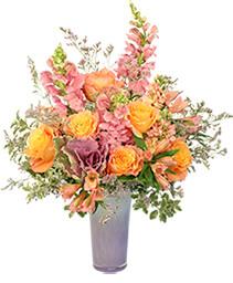 Riveting Rebirth Vase Arrangement