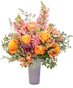 Riveting Rebirth Vase Arrangement  in Mobile, AL | ZIMLICH THE FLORIST