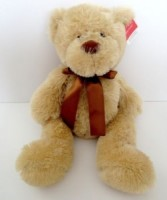 "22"" Tan Bear Plush Animals"