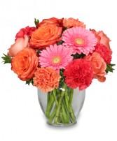 PETAL PERFECTION Flower Arrangement