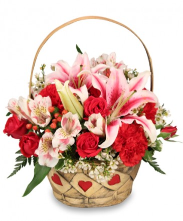 MY HEART IS YOURS Flowers