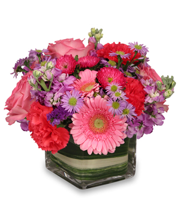 SWEETNESS OF LIFE Arrangement in Holton, KS | LEE'S FLOWER & GIFTS SHOP