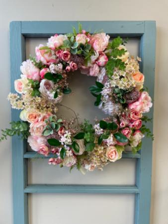 "24""  Artificial Wreath"