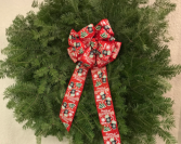 "24"" Balsam Wreath  24"" Balsam Wreath"