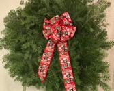 "24"" Balsam Wreath  24"" Balsam Wreath"