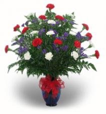 24 Carnation Vase