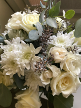 24 hour Rush Order Wedding Bouquets