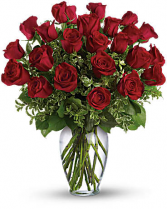 Multi-Dozen Radiant Red Roses