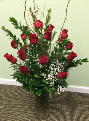 24 Roses Summer and Fall Special Floral Design in Galveston, TX | J. MAISEL'S MAINLAND FLORAL