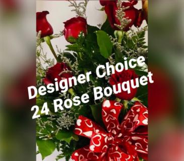 24 Rose Bouquet